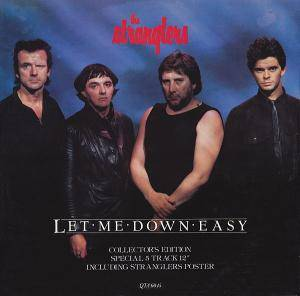 The Stranglers: Let Me Down Easy - Cover