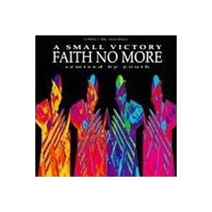 Faith No More: Small Victory, A - Cover