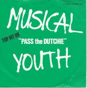 Cover - Musical Youth: Pass The Dutchie