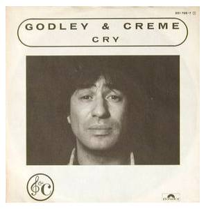 Godley & Creme: Cry - Cover