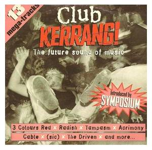Cover - Driven, The: Club Kerrang! The Future Sound Of Music