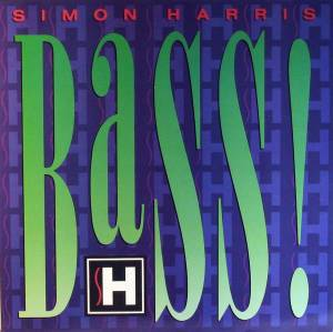 Cover - Simon Harris: Bass!