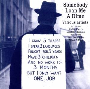 Cover - U. P. Wilson: Somebody Loan Me A Dime