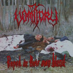 Vomitory: Raped In Their Own Blood (LP) - Bild 1