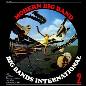 Cover - Nelson Riddle Orchestra: Big Bands International 2 - Modern Big Band