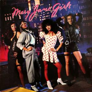 Cover - Mary Jane Girls: Mary Jane Girls