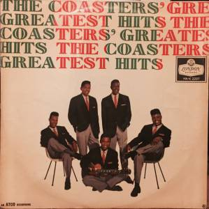 Cover - Coasters, The: Coasters' Greatest Hits, The