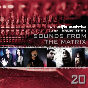 Cover - Junksista: Alfa Matrix - Sounds From The Matrix 20
