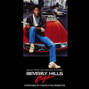 Cover - Harold Faltermeyer: Beverly Hills Cop (Music From The Motion Picture)