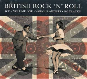Cover - Lee Diamond & The Cherokees: British Rock 'n' Roll - Volume One