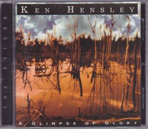 Cover - Ken Hensley: Glimpse Of Glory, A