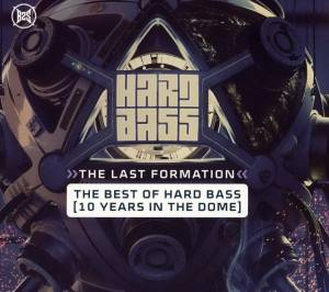 Cover - B-Front: Hard Bass 2019 -The Last Formation-