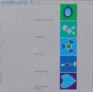 Erasure: Singles Box Set 1 (1999)