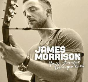Cover - James Morrison: You're Stronger Than You Know