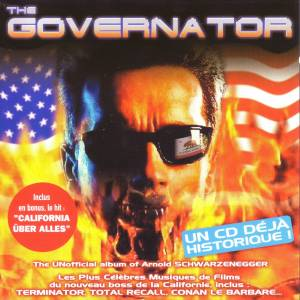 The City Of Prague Philharmonic / Bad Lieutenants: The Governator (The Unofficial Album Of Arnold Schwarzenegger) (Split-CD) - Bild 1