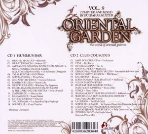 Oriental Garden - The World Of Oriental Grooves Volume 9 (2-CD) - Bild 2