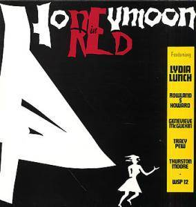 Lydia Lunch: Honeymoon In Red (LP) - Bild 1