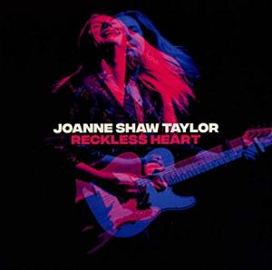 Cover - Joanne Shaw Taylor: Reckless Heart