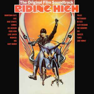 Cover - Tunes: Riding High