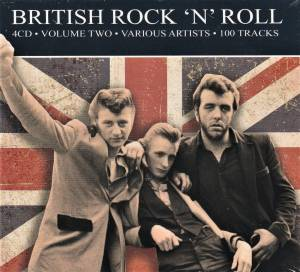 Cover - Sally Kelly: British Rock 'n' Roll - Volume Two