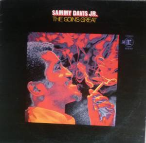Cover - Sammy Davis Jr.: Goin's Great, The