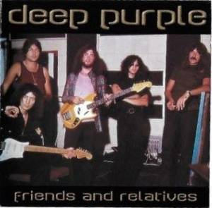 Cover - Moody Marsden: Deep Purple Friends And Relatives