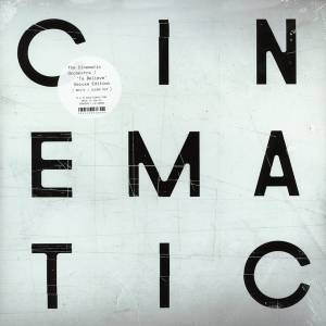 Cover - Cinematic Orchestra, The: To Believe