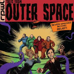Cover - RPWL: Tales From Outer Space