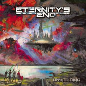Eternity's End: Unyielding (2018) - Cover