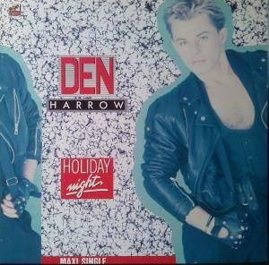 Den Harrow: Holiday Night - Cover