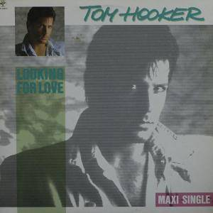 Tom Hooker: Looking For Love - Cover