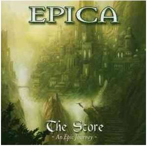 Cover - Epica: Score - An Epic Journey, The