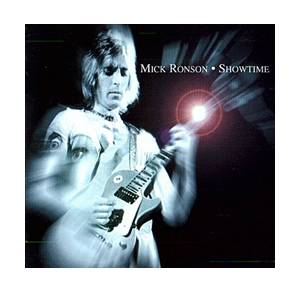 Mick Ronson: Showtime - Cover