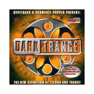 Cover - DJ Misjah & DJ Tim: Dark Trance Part 4