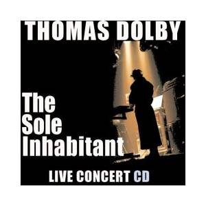 Thomas Dolby: Sole Inhabitant, The - Cover