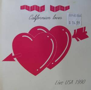 Cover - Billy Idol: Californian Lover