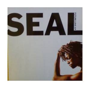 Seal: Future Love EP - Cover