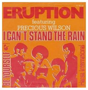 Eruption Feat. Precious Wilson: I Can't Stand The Rain - Cover