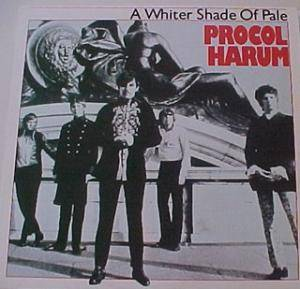 Procol Harum: Whiter Shade Of Pale, A - Cover