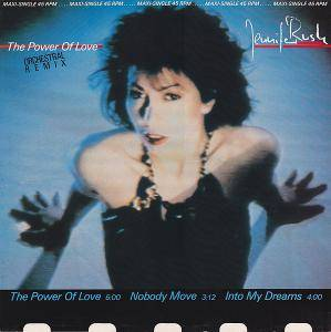 Jennifer Rush: Power Of Love, The - Cover