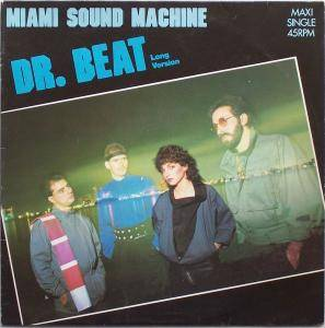 Miami Sound Machine: Dr. Beat - Cover