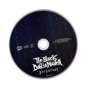 The Black Dahlia Murder: Nocturnal (CD) - Bild 3