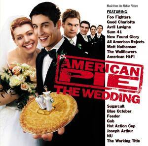 Cover - Sugarcult: American Pie - The Wedding