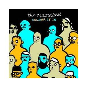 The Maccabees: Colour It In - Cover