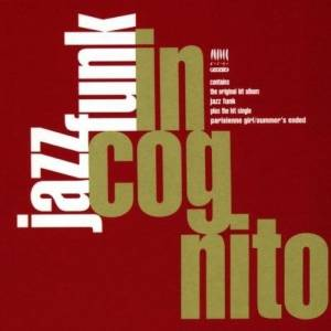 Cover - Incognito: Jazz Funk