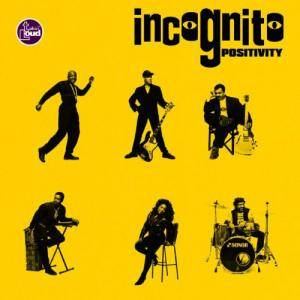 Cover - Incognito: Positivity