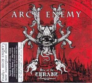 "Arch Enemy: Rise Of The Tyrant (CD + 3""-DVD) - Bild 1"