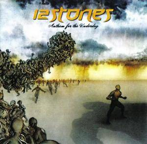 Cover - 12 Stones: Anthem For The Underdog