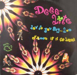 Cover - Deee-Lite: How Do You Say... Love / Groove Is In The Heart