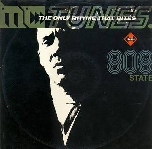 808 State: Only Rhyme That Bites, The - Cover